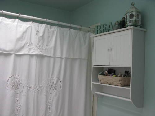 The Master Bath Cabinet